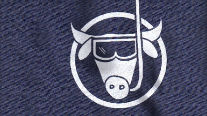 Scuba Cow
